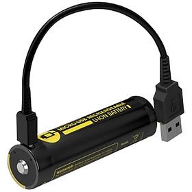 NITECORE 18650 USB Li-Ion Battery 3500mAh